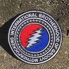 International Brotherhood of Groovy Motherfuckers Patch