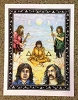 Pink Floyd - Group Art Print Poster