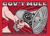 Gov't Mule - 2014 Fall Tour Poster