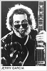 Jerry Garcia - 6 String Import Poster