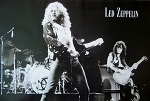 Led Zeppelin - On Stage Poster