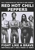 Red Hot Chili Peppers - Wearing Socks Poster