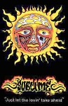 Sublime - Sun Blacklight Poster