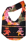 Grateful Dead - Dancing Bears Cotton Bag
