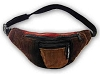 Patchwork Corduroy Fanny Pack