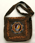 Grateful Dead - Corduroy Bag with Embroidered SYF