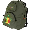 Large Demin Rasta Terrapin Backpack