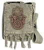 Small Hamsa Hand Passport Bag
