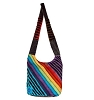 Sun Stream Rainbow Barrel Bag