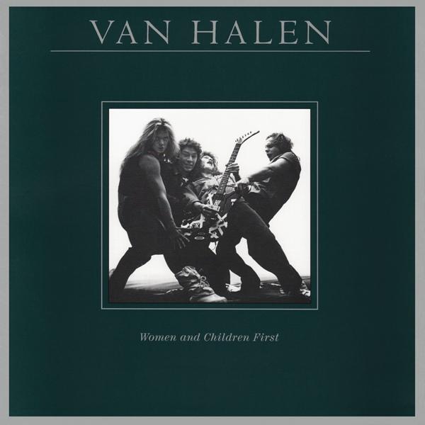 Van Halen Women And Children First Vinyl Lp