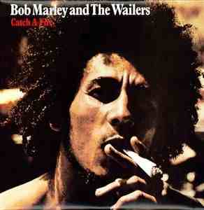 Bob Marley And The Wailers Catch A Fire Lp