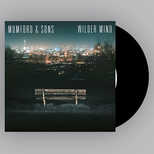Mumford Amp Suns Wilder Mind Lp