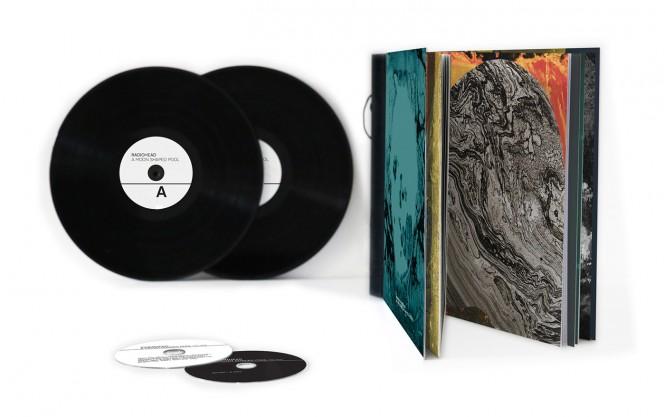 Radiohead A Moon Shaped Pool Box Set
