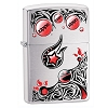 Stars and Planets Zippo Lighter
