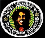 Bob Marley - Natural Mystic Sticker