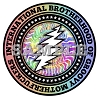 International Brotherhood of Groovy Motherfuckers Sticker