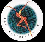 Dave Matthews Band - Fire Dancer Sticker