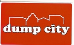 Umphrey's McGee - Dump City Sticker