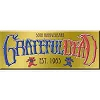 Grateful Dead - 50th Anniversary Bumper Sticker