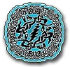 Grateful Dead - Celtic Window Sticker
