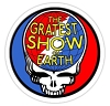 Grateful Dead - Greatest Show SYF Sticker