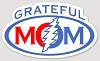 Grateful Dead - Grateful Mom Bumper Sticker