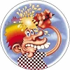 Grateful Dead - Europe '72 Ice Cream Kid Sticker