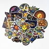 Hippie Peace Psychedelic Grateful Dead Sticker Pack