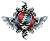Grateful Dead - Tribal SYF Sticker