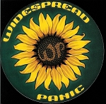 Widespred Panic - Sunflower Sticker