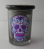 Sugar Skull 3 Oz Glass Stash Jar
