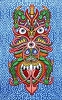 Mini Crazy Eyes Boogie Man Tapestry