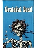 Grateful Dead - Blue Bertha Tapestry Wall Hanging
