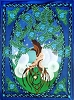 Tree of Life Man Tapestry