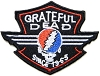 Grateful Dead - Moto Patch