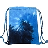 Blue Ocean Tie Dye Sports Bag
