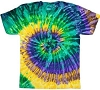 Mardi Gras Youth Tie Dye T-Shirt