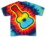 Guitar Youth Tie Dye T-Shirt