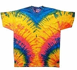 Woodstock Youth Tie Dye T-Shirt