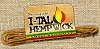 The Original I-Tal Hemp Wick