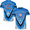 Chicago Cubs - Tie Dye T-Shirt