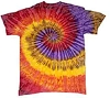 Festival Tie Dye Youth T-Shirt