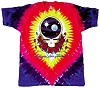 Grateful Dead - Space Your Face Tie Dye T-Shirt