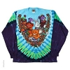 Grateful Dead - Wonderland Long Sleeve Tie Dye T-Shirt