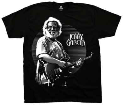 Jerry Garcia Touch Of Grey T Shirt On Sale At Sunshine