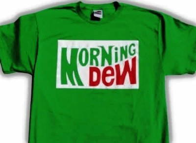 Morning Dew T-Shirt from SunshineDaydream.Biz