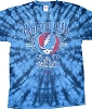Grateful Dead - American Music Hall Tie Dye T-Shirt