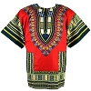 Traditional African Dashiki Shirt