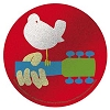 Woodstock Festival Decal Sticker
