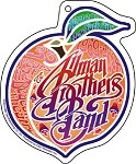 Allman Brothers - 60's Peach Air Freshener